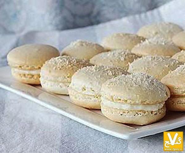 طرز تهیه شیرینی خامه ای لطیفه برای عید نوروز