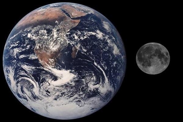 ماه بیشترین فاصله را با زمین دارد!