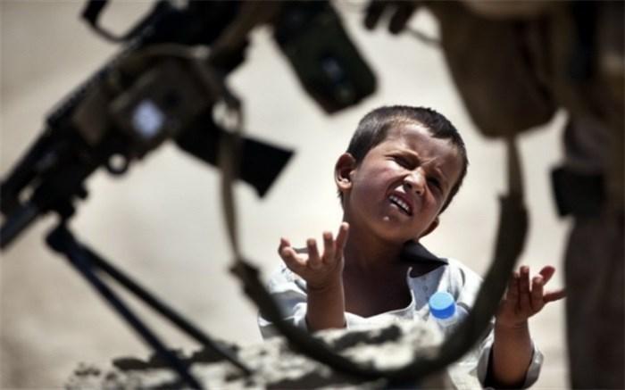 افغانستان خطرناکترین کشور دنیا برای بچه ها است