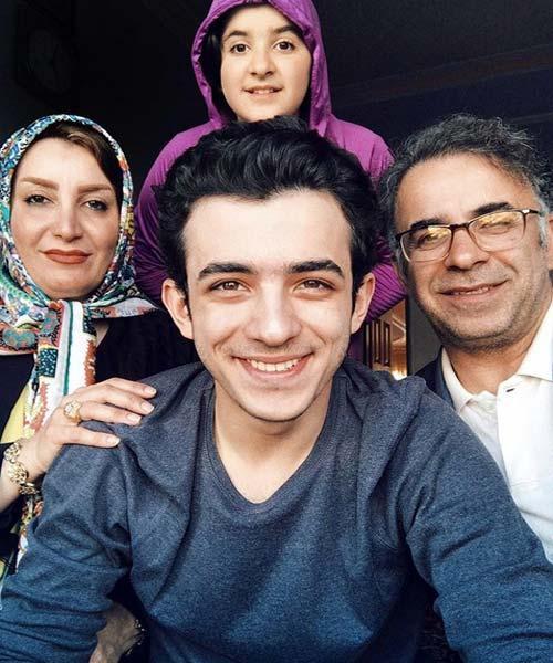 بیوگرافی علی خوشحال بازیگر جوان ایرانی