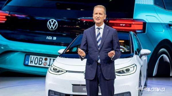 مدیرعامل فولکس واگن: اپل می تواند به یک خودروساز تاثیر گذار تبدیل گردد