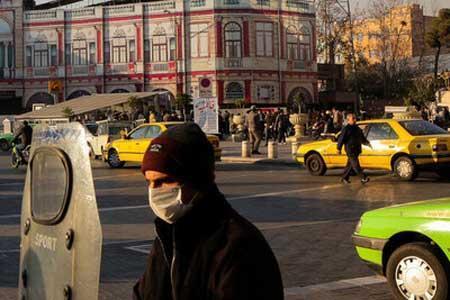 هوای پایتخت برای گروه های حساس همچنان ناسالم است