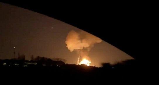 بیانیه اقلیم کردستان عراق درباره حمله راکتی اربیل