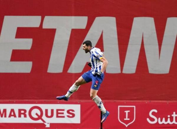 طارمی بهترین بازیکن ماه پرتغال شد، ادامه افتخارآفرینی مهاجم ایران