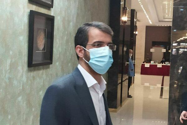 حضور مدیرعامل پرسپولیس و استقلال در انتخابات هیات فوتبال تهران