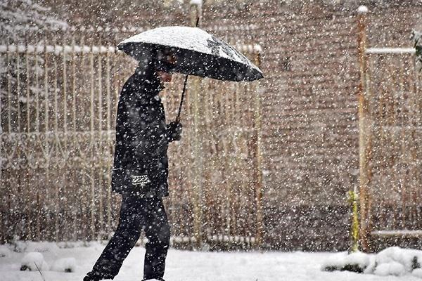 بارش برف و باران 4روزه در بیشتر مناطق کشور، سامانه بارشی جدید شنبه می آید