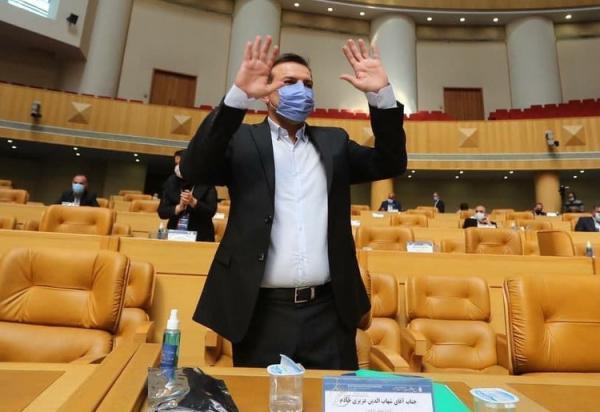عزیزی خادم: می خواهیم اعتبار و اعتماد را به فوتبال بازگردانیم