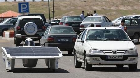 خودروی هوشمند خورشیدی به تولید رسید خبرنگاران