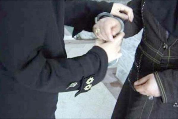 بازداشت زن خودرو سارق در تهران