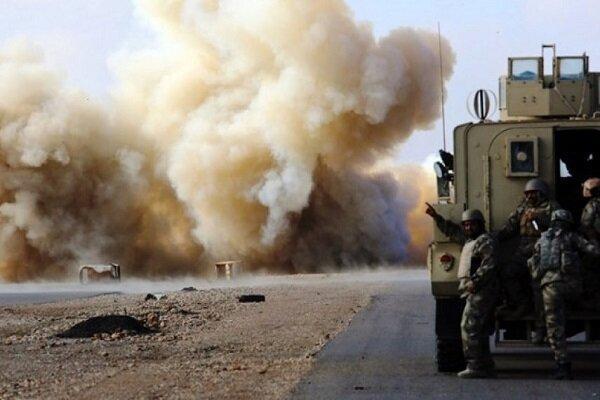 2 کاروان لجستیک ارتش آمریکا در عراق هدف نهاده شد