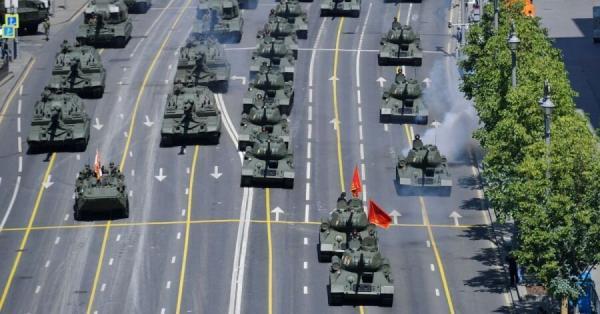 قدرت نمایی نظامی روسیه در پی بالا دریافت تنش با غرب