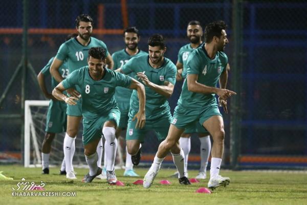خط خورده های تیم ملی مقابل بحرین، دو پرسپولیسی خط خوردند