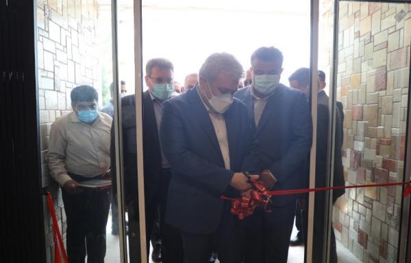 با حضور معاون رییس جمهوری و استاندار مازندران مجتمع فناوری دانشگاه کشاورزی ساری افتتاح شد