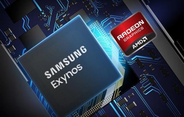 AMD گرافیک های RDNA 2 را با Ray-Tracing به پردازنده اگزینوس می آورد