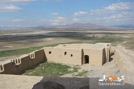 ارگ نوشیجان؛ قدیمی ترین نیایشگاه های خشتی جهان، عکس