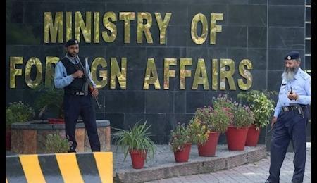 پاکستان اتهام حمله به پایگاه هوایی هند را تکذیب کرد