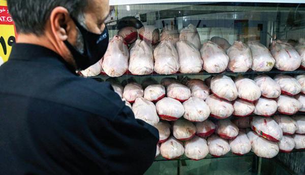 قیمت مرغ به 40 هزار تومان رسید