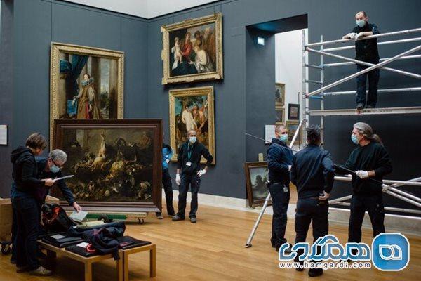 ناپلئون موزه لوور را با آثار دزدیده شده پر کرد