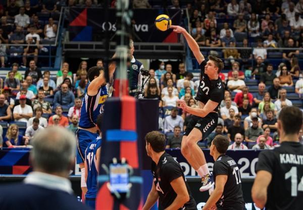 تور اروپا: والیبال قهرمانی اروپا، ایتالیا و اسلوونی به نیمه نهایی رسیدند