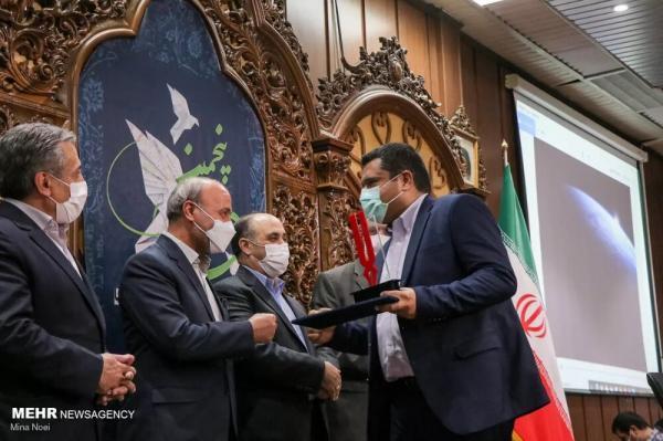 درخشش همکاران شهرداری تبریز در پنجمین جشنواره مطبوعات آذربایجان شرقی