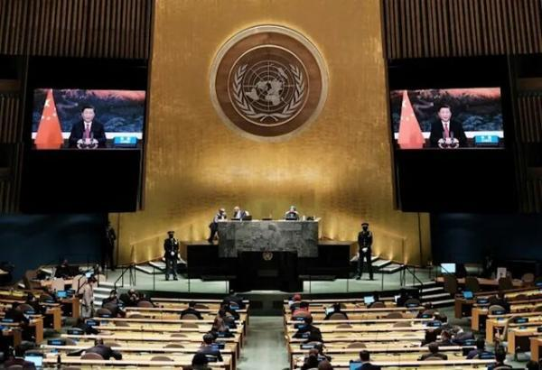 شی جینپینگ: چین در پی حمله یا قلدری علیه دیگران و یا هژمونی نیست