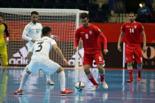 راه چاره پیروزی تیم ملی فوتسال مقابل قزاقستان، دریافت 8 گل جالب نیست