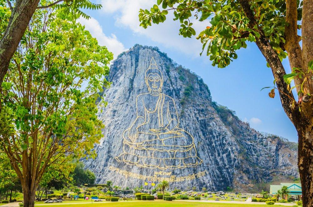 کوه بودا در پاتایا