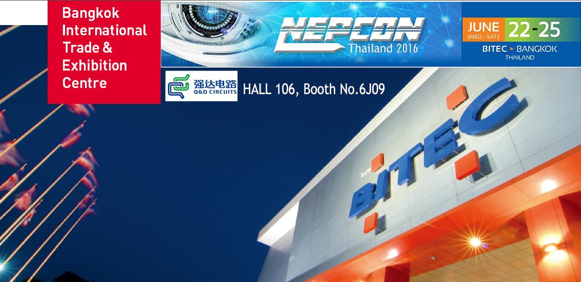 نمایشگاه بین المللی الکترونیک تایلند