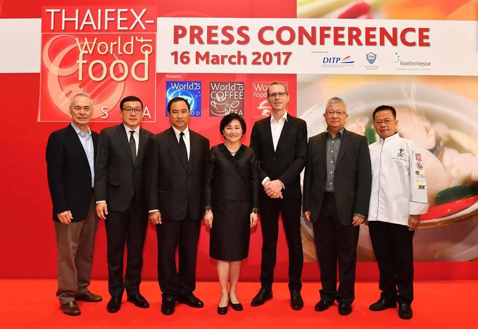 نمایشگاه صنایع غذایی در تایلند