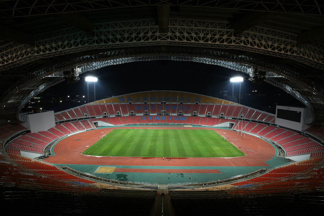 با ورزشگاه ملی تایلند آشنا شوید
