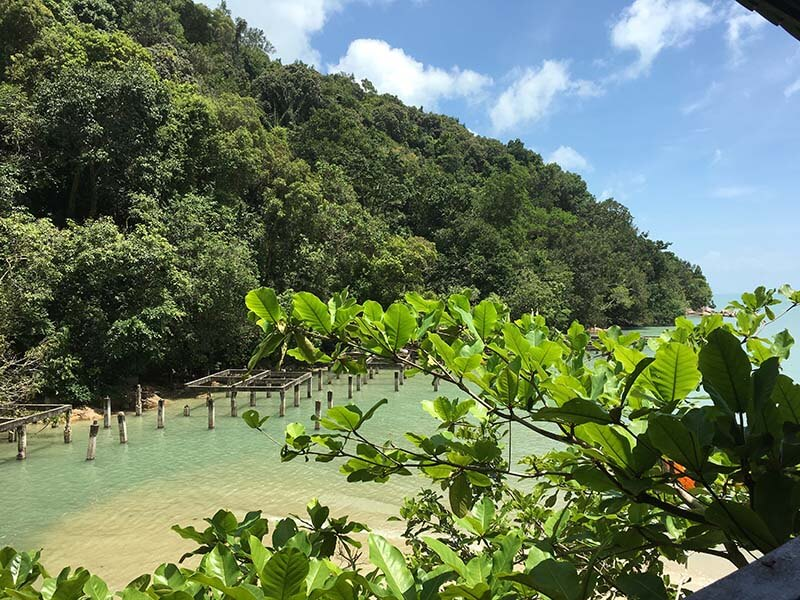 پارک ملی پنانگ مالزی