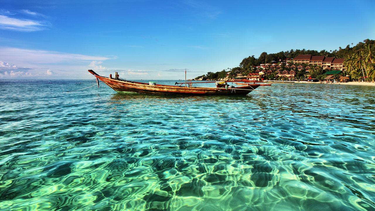 جزیره کوفنگان تایلند