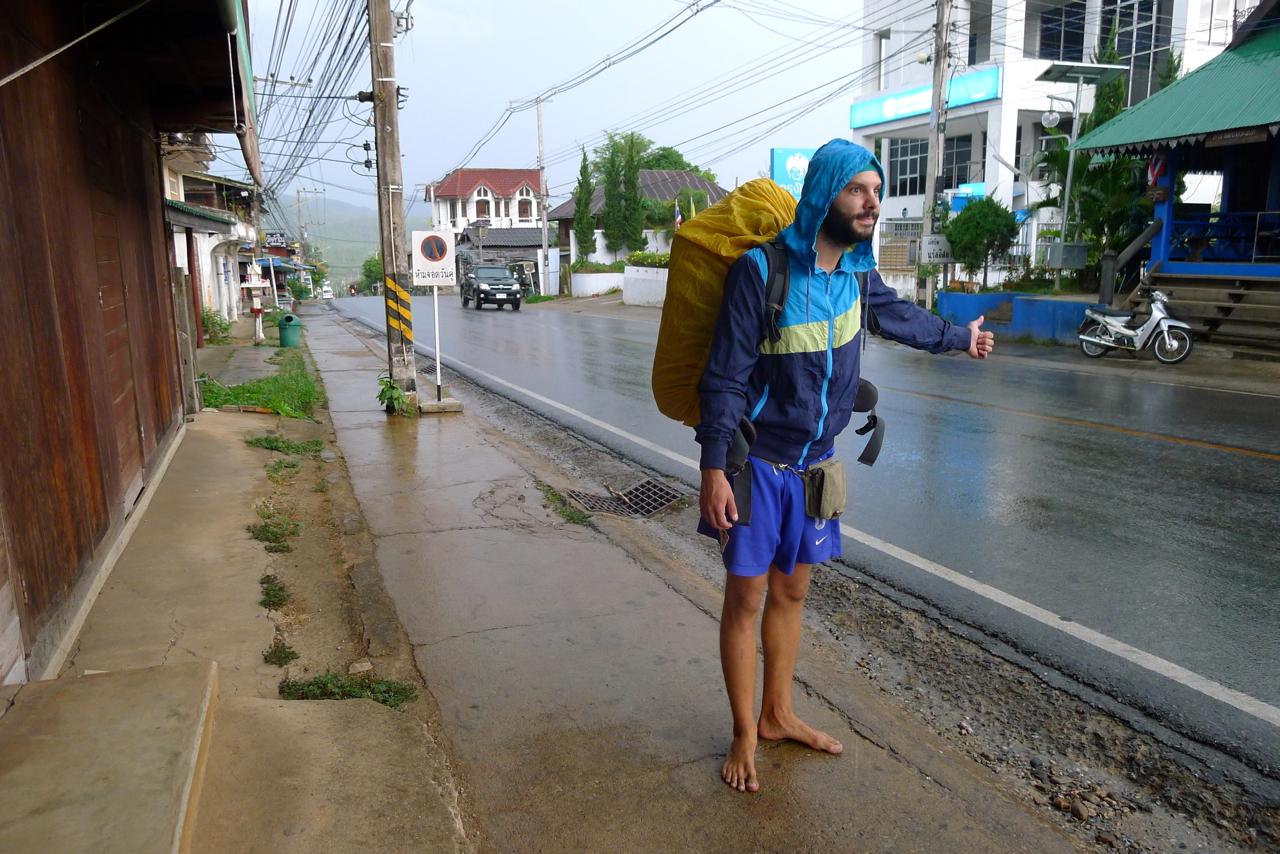 نکاتی برای کوله گردی در تایلند