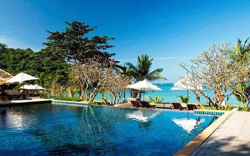 جزیره کوسامت در تایلند