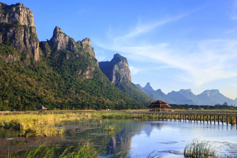 پارک ملی خائو سام روی یوت تایلند