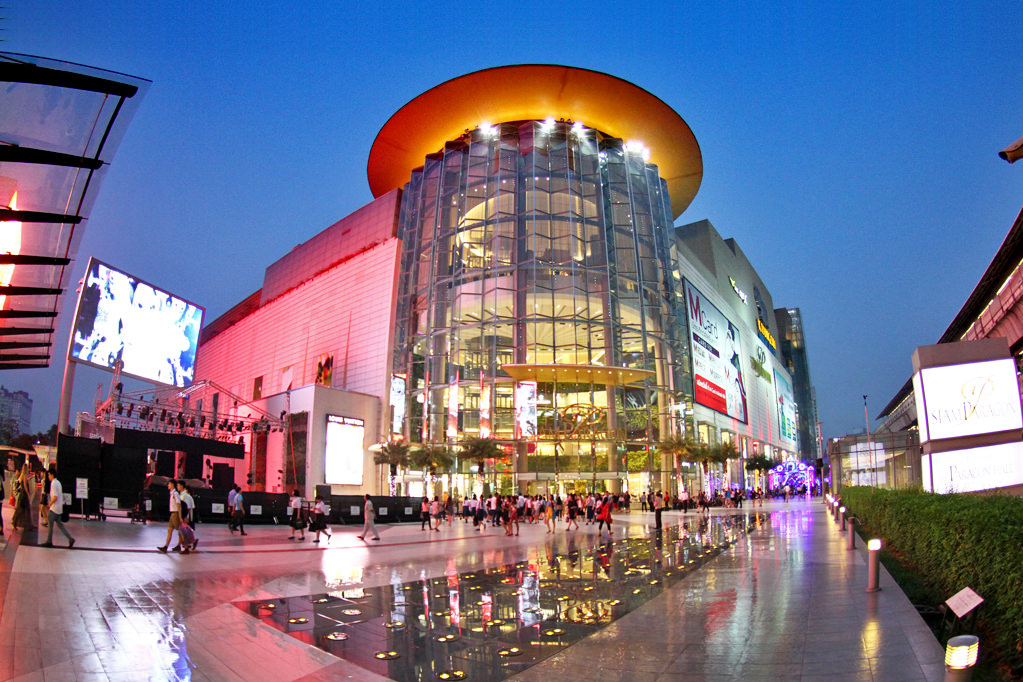 مراکز خرید بانکوک