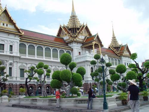 معبد بودای زمردین بانکوک