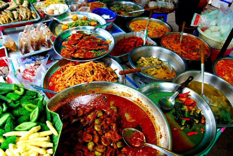 غذاهای تایلندی خوشمزه