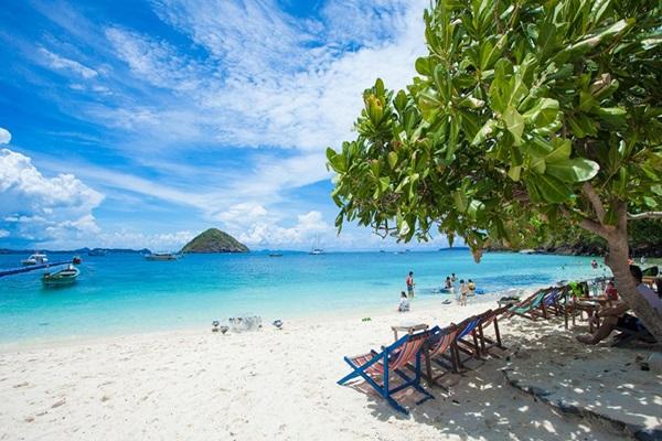 معرفی جزیره کورال (Koh Hae) و هتل آن